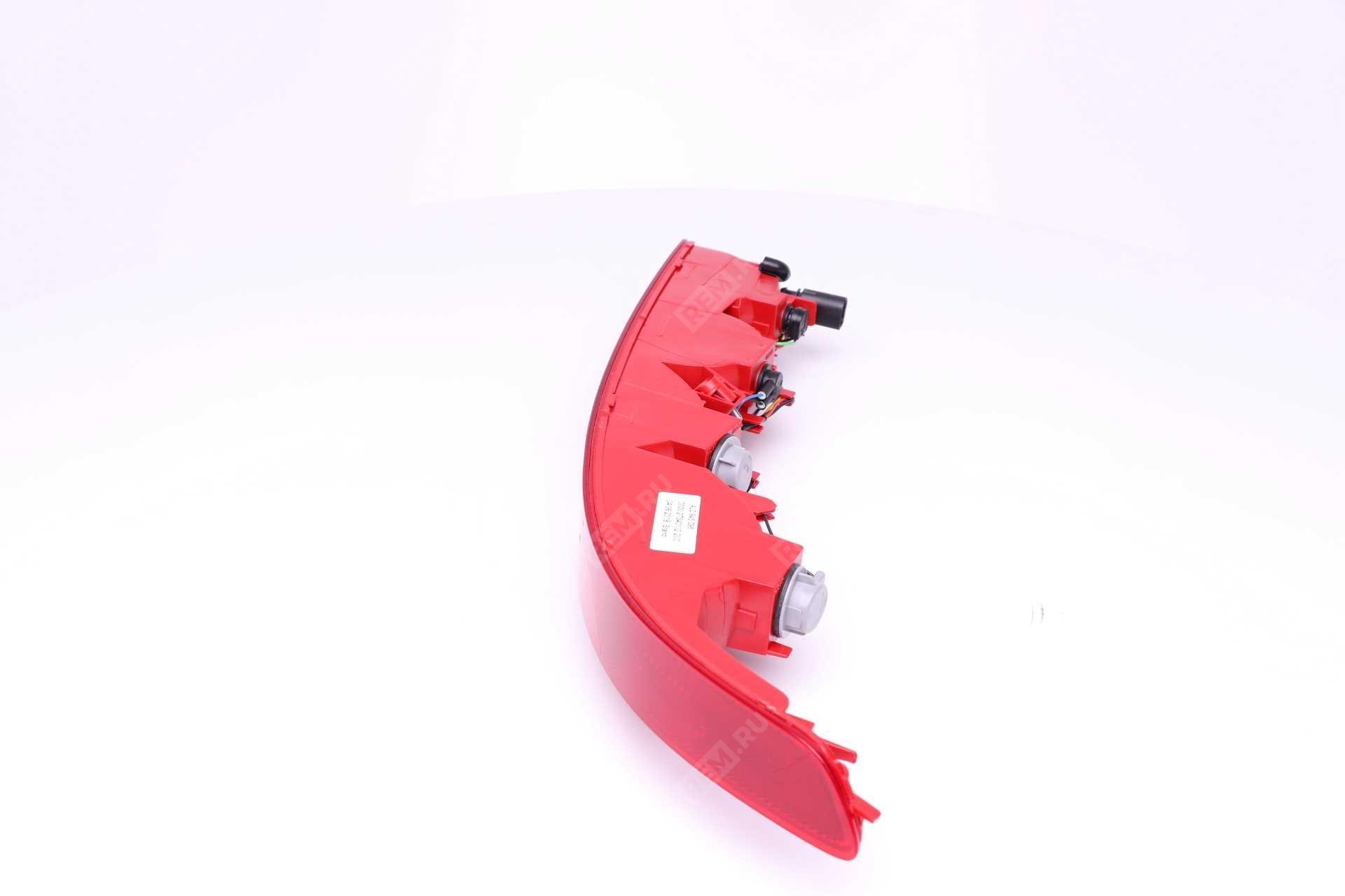 Фонарь габаритный задний левый 4L0945095