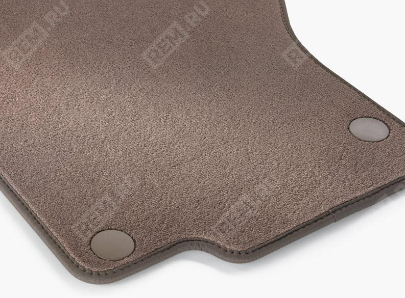 Комплект велюровых ковров в салон B66290105