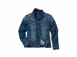 Фото Куртка джинсовая, размер XL B67871172