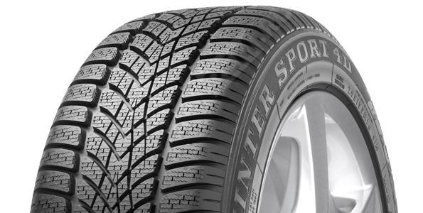 Фото Автошина, зимняя, Dunlop SP Winter Sport 4D, 225/55R17 97H (*) 36122447419
