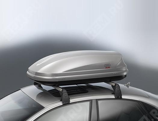 Бокс на крышу 1410х925х420 мм, 370 литров 8P0071175