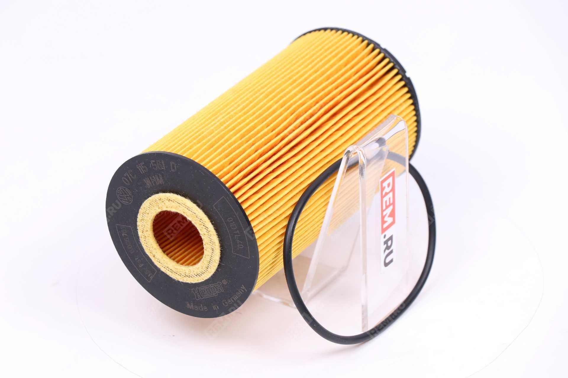 07C115562E  фильтр масляный (фото 2)