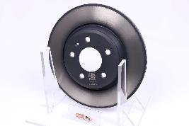 Диск тормозной задний 8K0615601M