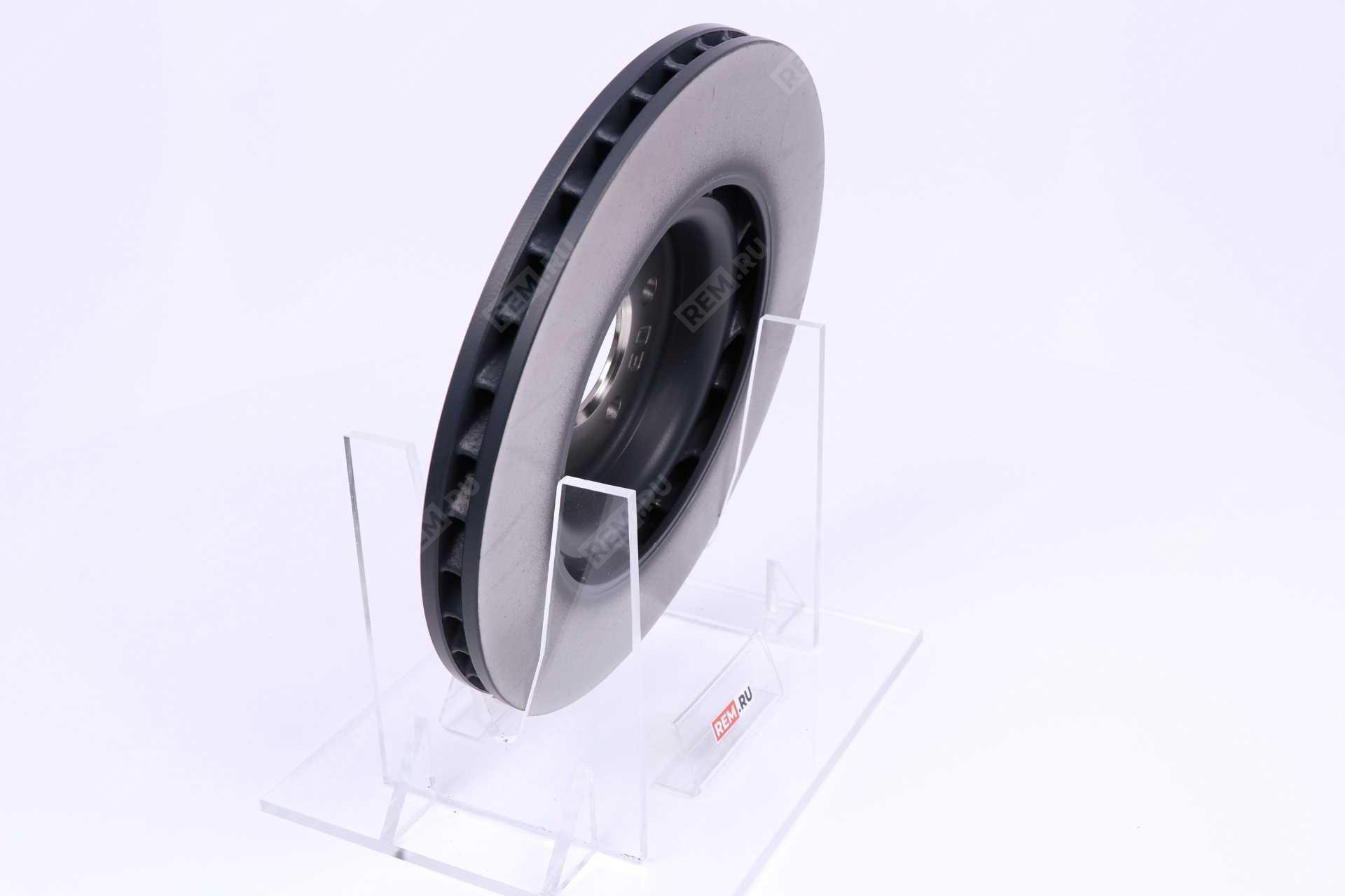 Диск тормозной передний 8K0615301M