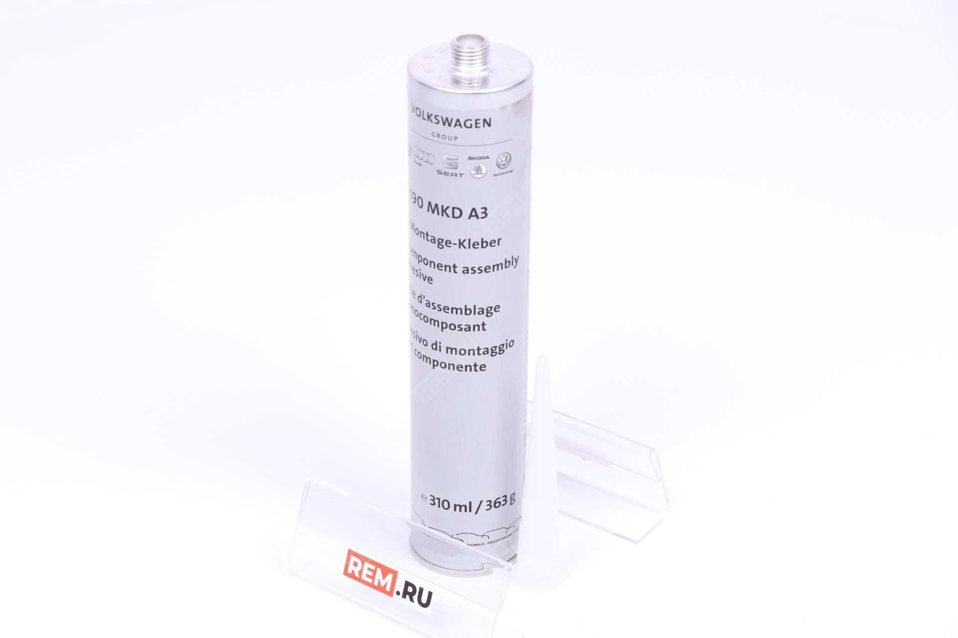 Клей монтажный однокомпонентный, 310мл D190MKDA3