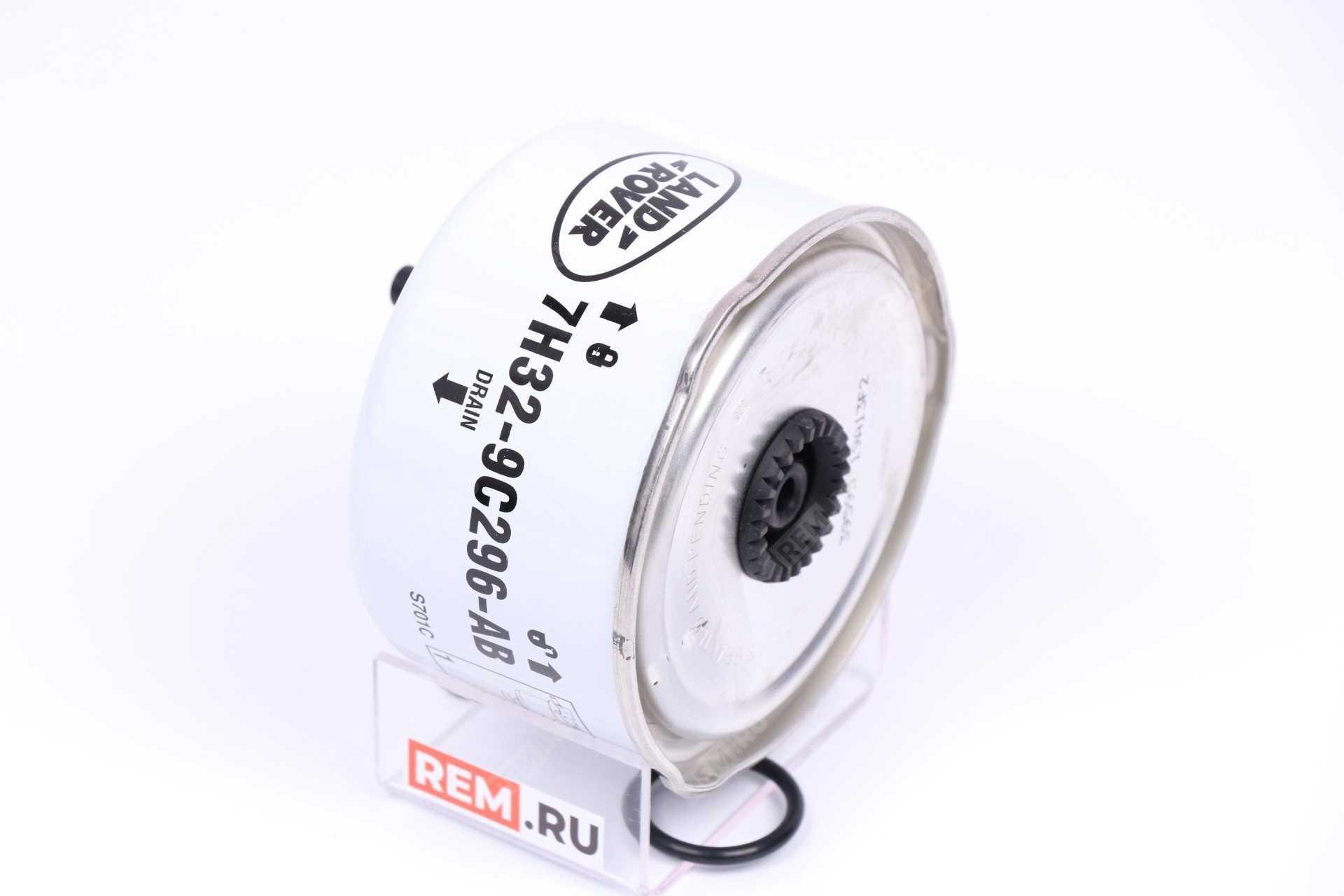 Фильтр топливный LR009705