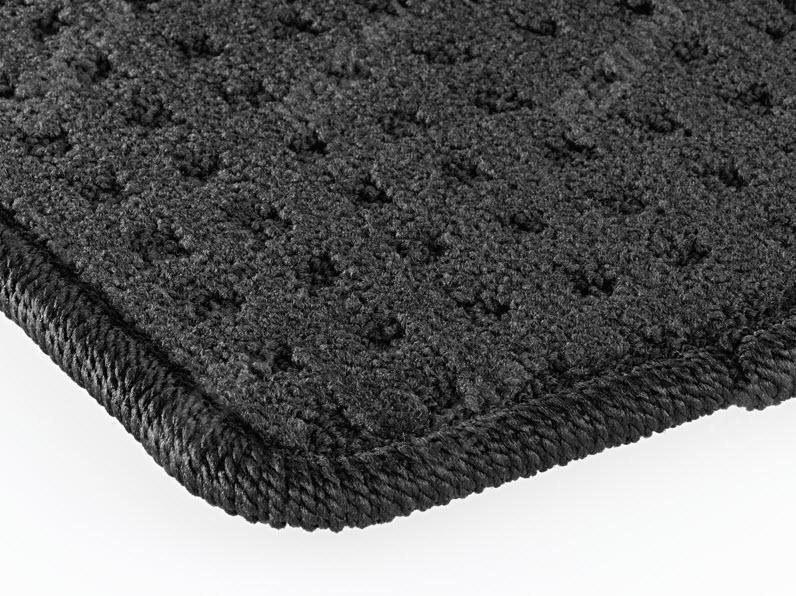 Комплект велюровых ковров салона B66290102