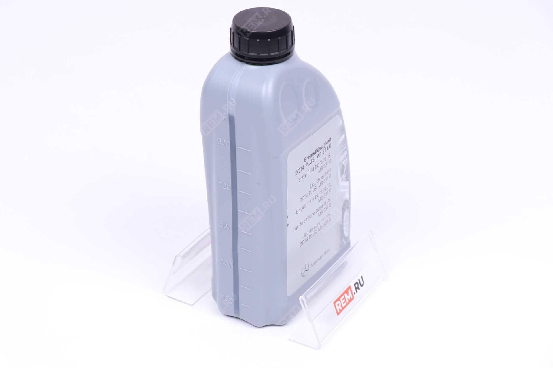 Тормозная жидкость 1 л. A000989080713