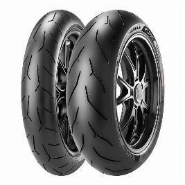 Фото Мотошина передняя 120/70 R17 58W Pirelli Diablo Rosso Corsa J0001734600