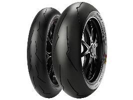 Фото Мотошина передняя 120/70 R17 58W Pirelli Diablo Supercorsa V2 J0002303600