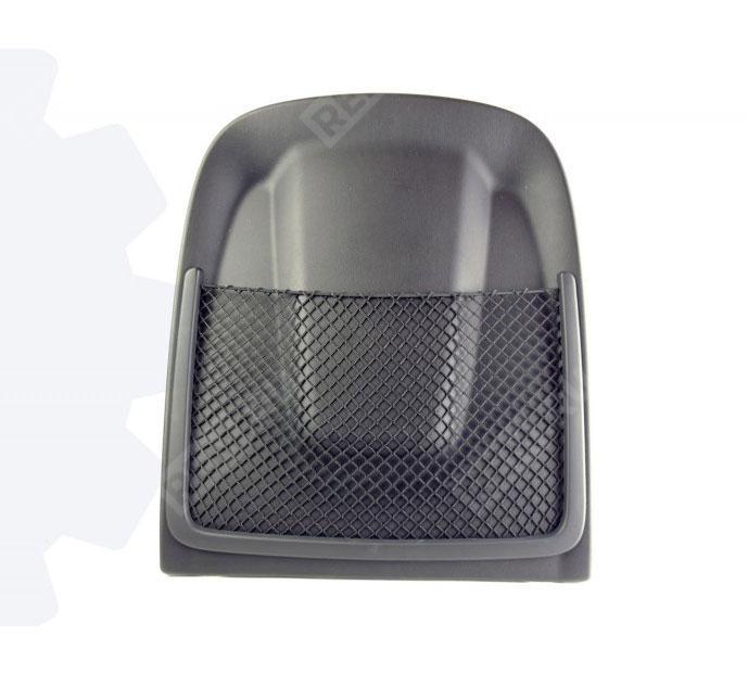 Спинка переднего сиденья с сеткой-карманом (подбирать по VIN) 4F0881969C1AD