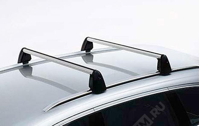 Багажные поперечины на крышу 4L0071151A666