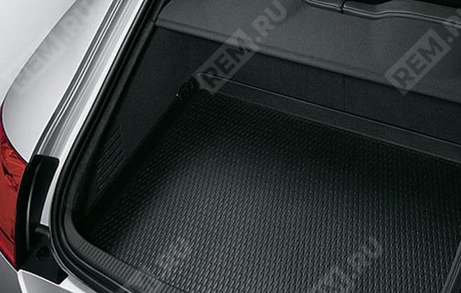 8J0061160  ковер в багажник, сoupe (фото 1)