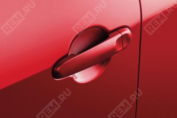Фото Комплект защитных накладок под ручки дверей KE5371KA00
