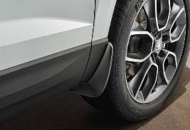 Фото Брызговики передние, для авто без расширителей арок 57A075111A