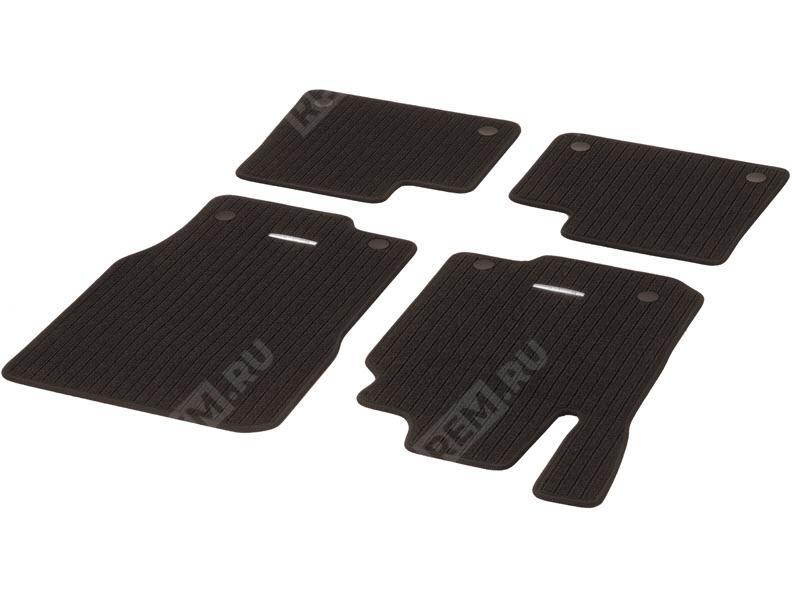 Комплект тектсильных ковров Mercedes B66360294