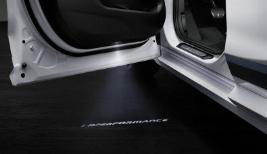 Фото Слайды для дверного проектора BMW M Performance 63312456413
