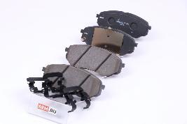 Фото Колодки тормозные передние 58101C5A00