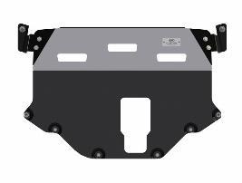 Защита картера стальная R4000D4001