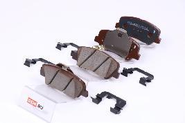 Колодки тормозные передние 4048003200