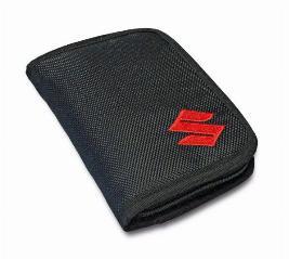 Кошелек Suzuki Black 990F0MWAL2000