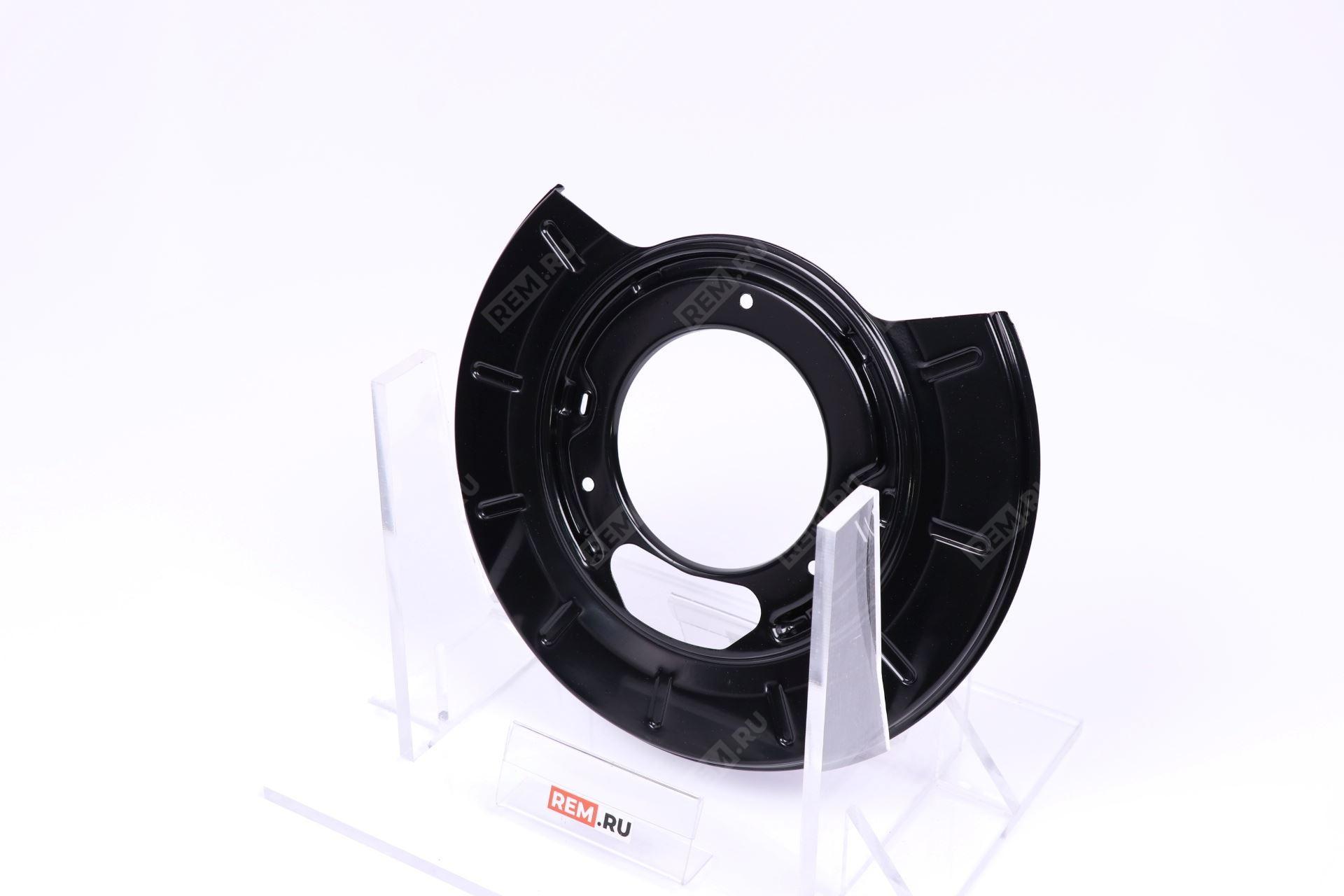 Фото Защитный кожух тормозного диска A6384230320