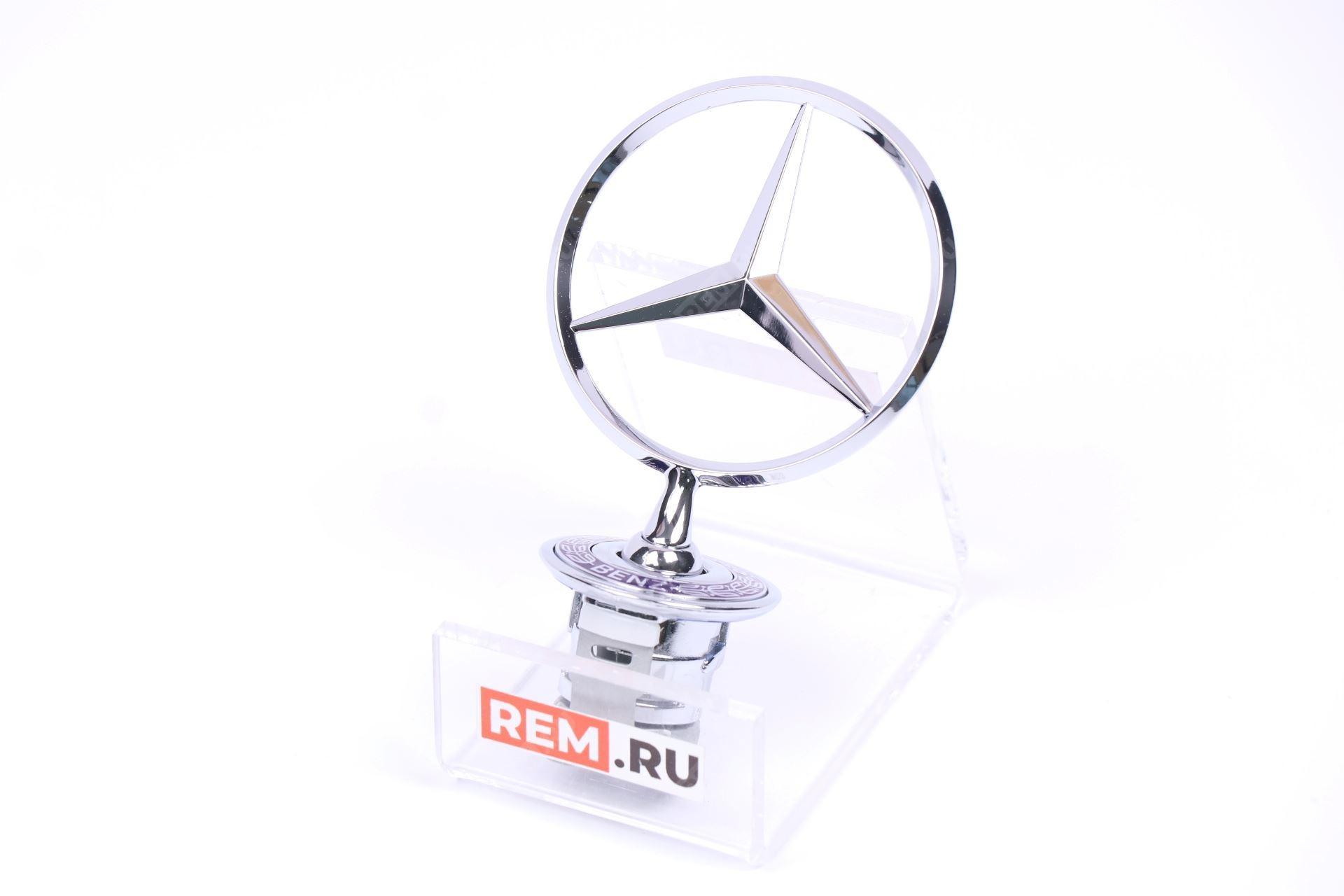 Фото Эмблема капота Mercedes A2108800186