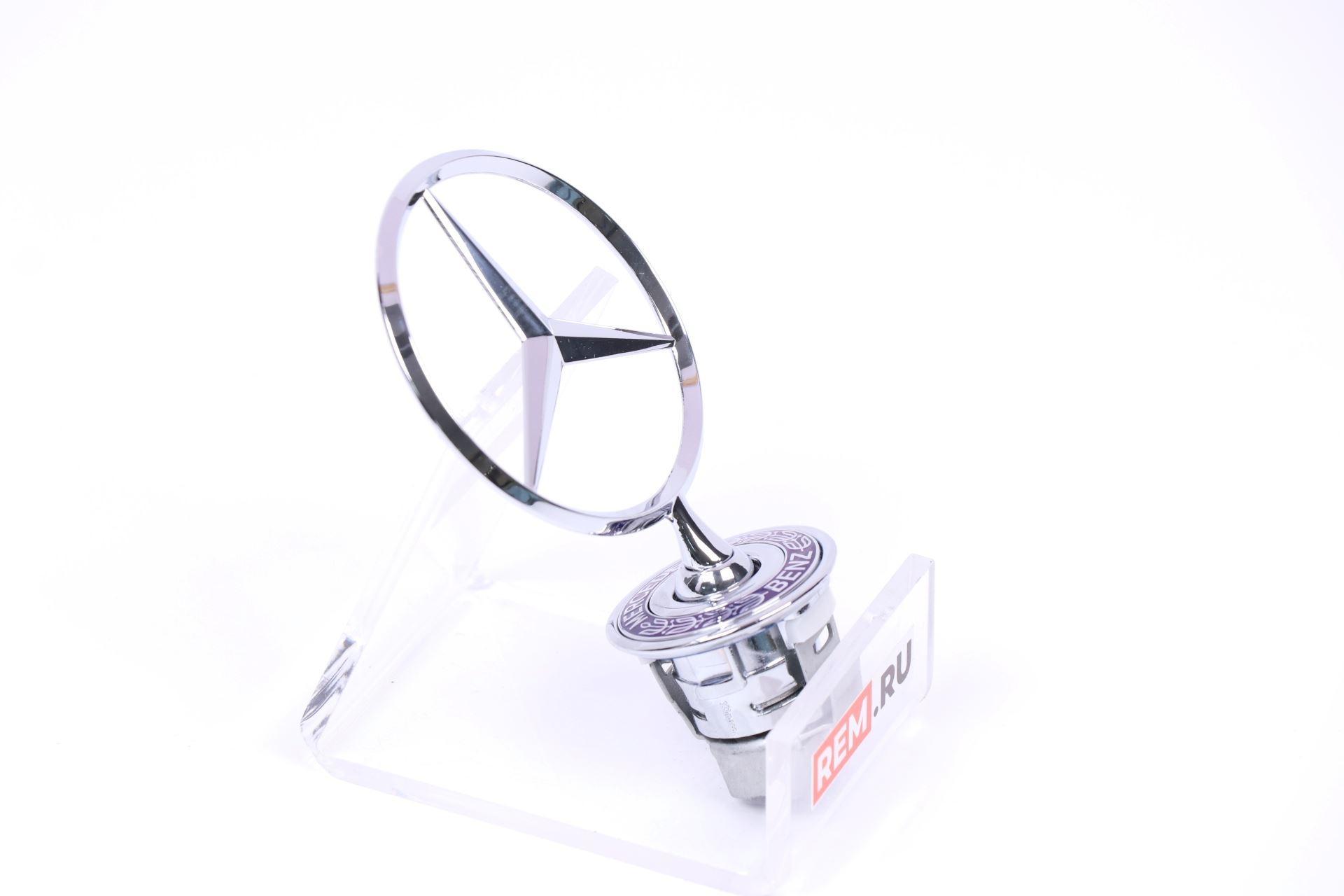 Эмблема капота Mercedes A2108800186