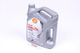 Масло моторное Shell Helix HX8 5W-40, 4Л 550051529