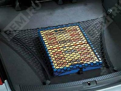 Сетка в багажник напольная 1K9065111