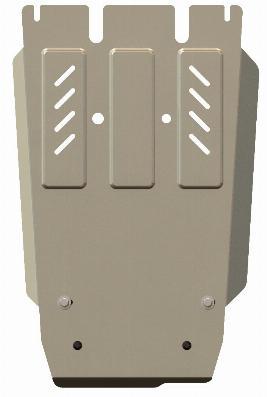 Защита трансмиссии алюминиевая, бензин PZ4AL0127600