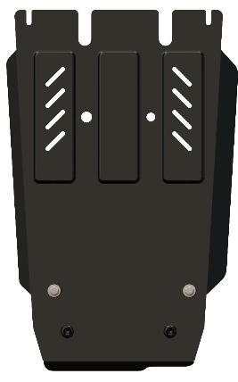 Защита трансмиссии стальная, бензин PZ4AL0127100