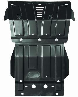 Защита картера стальная PZ4AL0169800