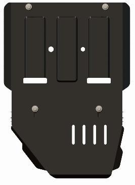 Защита трансмиссии стальная PZ4AL0169900