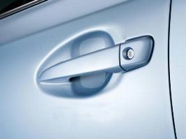 Фото Пленка защитная под ручки дверей, 2 шт. PZ438B018200