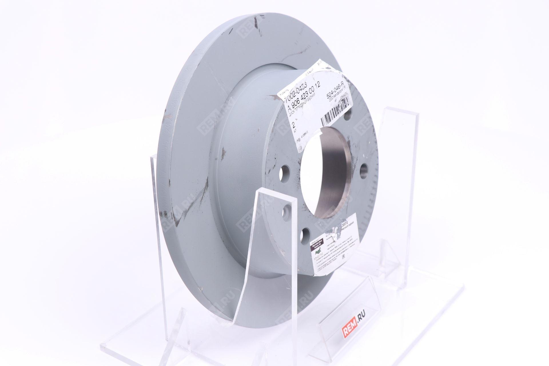 Диск тормозной задний A9064230012