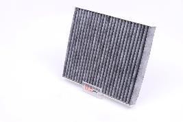 Фильтр салона угольный LAK293