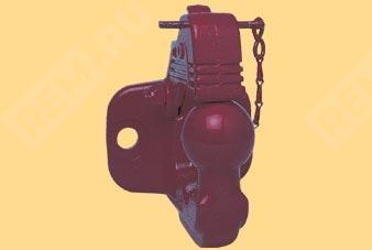 Крюк фаркопа сцепной с шаровым наконечником 9627CK