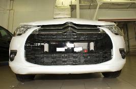 Комплект защитных сеток радиатора C000000654