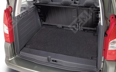 Ковер в багажник текстильный 9464CC