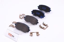 Колодки тормозные передние 5810107A10