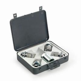 Комплект секретных гаек для литых дисков (4 шт) PW45600013