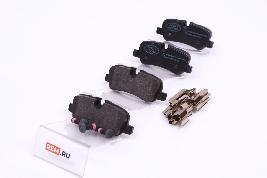 Колодки тормозные задние LR134696