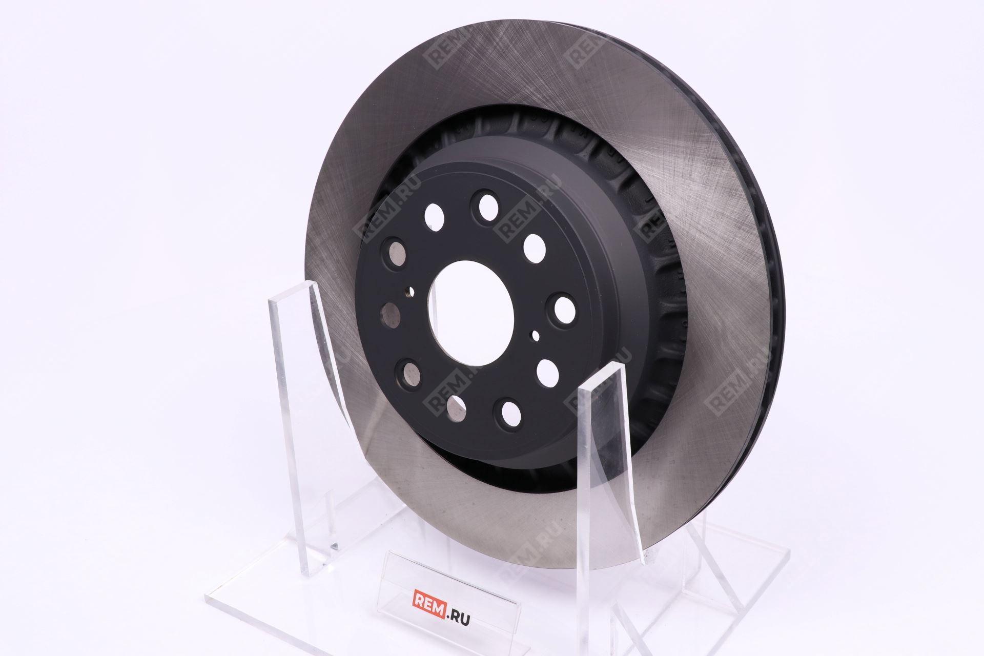 4243250010  диск тормозной задний (фото 1)