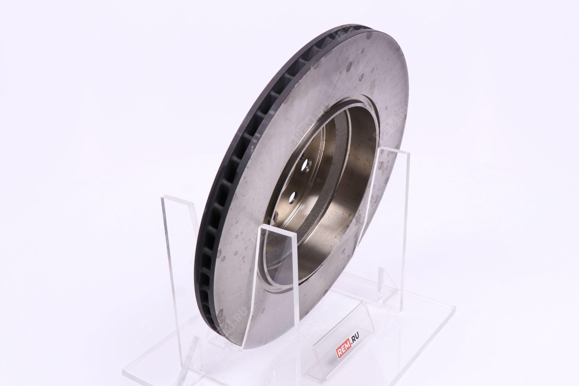 4243250010  диск тормозной задний (фото 2)