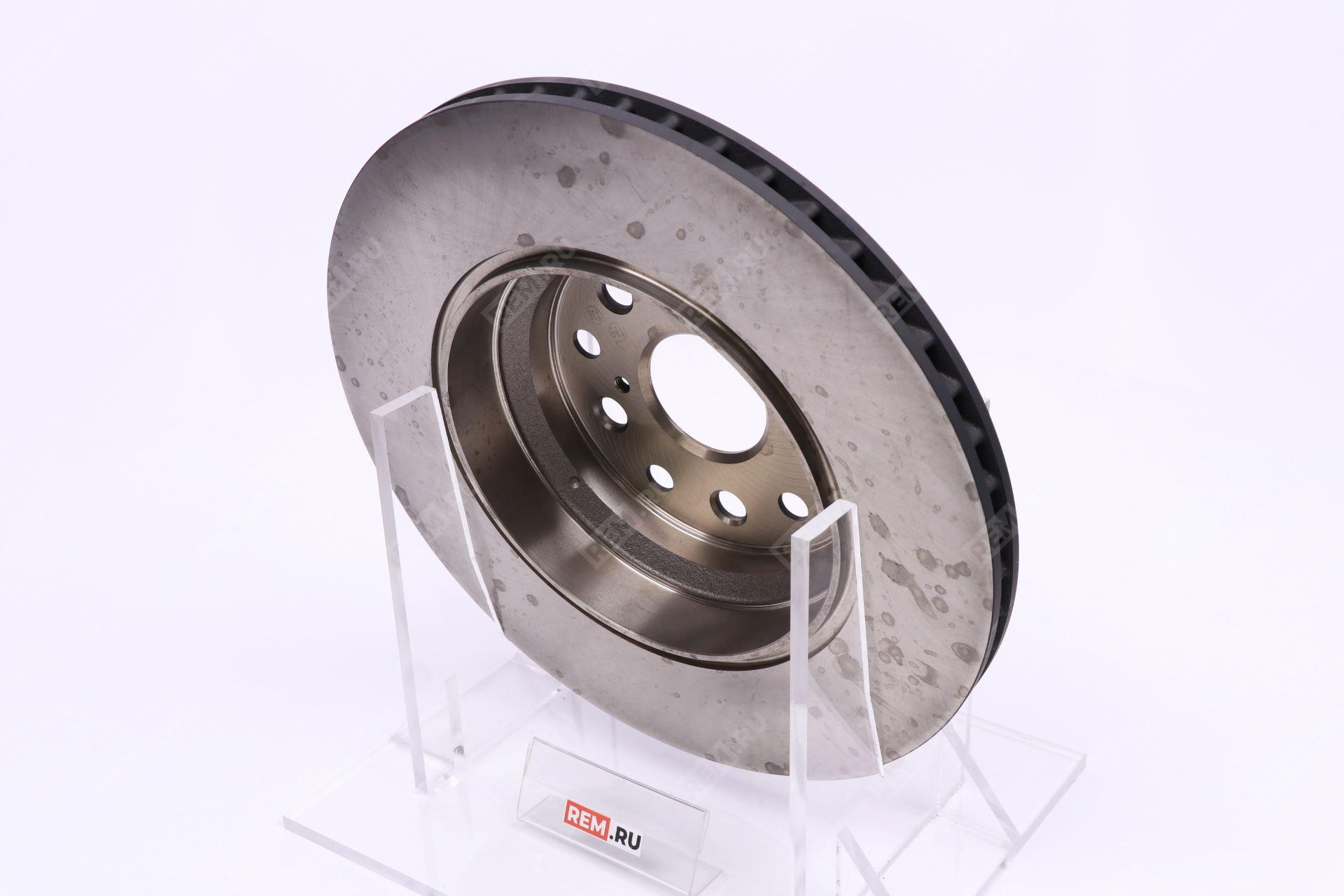 4243250010  диск тормозной задний (фото 3)