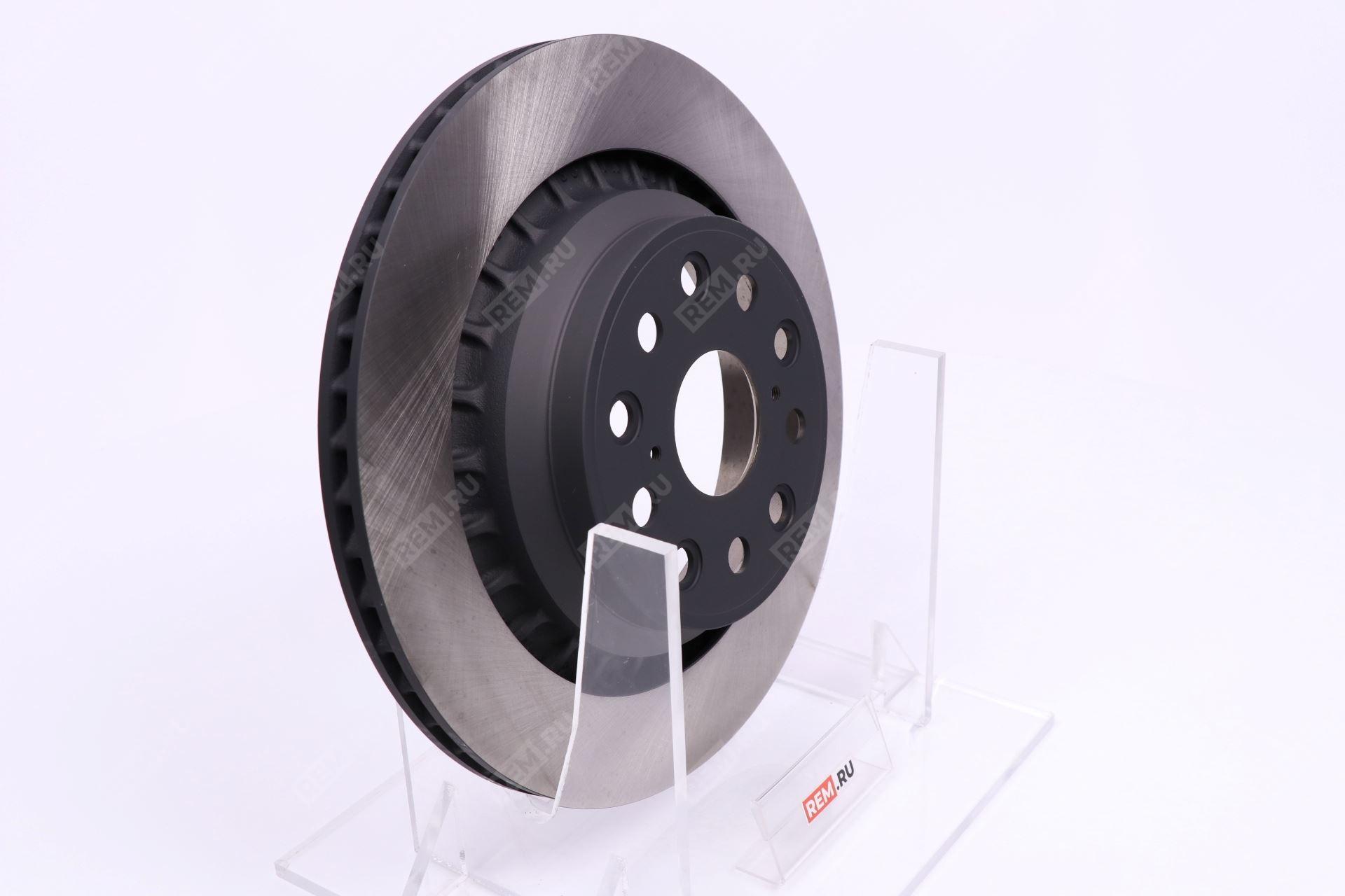 4243250010  диск тормозной задний (фото 4)