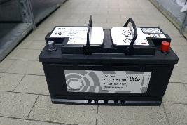 Дополнительный аккумулятор AGM 92 AH 61216806755